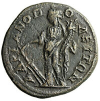 HIGH QUALITY & LARGE ROMAN COIN OF HADRIANOPOLIS