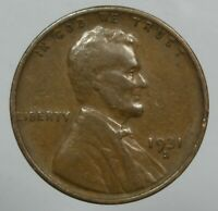 1931 S LINCOLN WHEAT CENT SEMI KEY DATE COIN HIGH GRADE NICE NATURAL COLOR