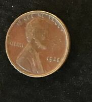 1925 RED PENNY