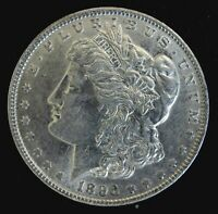 1896 MORGAN SILVER DOLLAR  VAM-32 CLOSE TO UNC  513