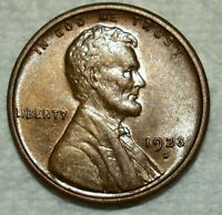 SLIDER UNCIRCULATED 1923 S LINCOLN CENT  SHARP LUSTROUS SPEC