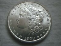 1900 O MORGAN DOLLAR. HIGHER GRADE MS.  YOU MUST BE THE JUDGE.  103