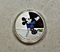 2016 NIUE MICKEY MOUSE THROUGH THE AGES BRAVE LITTLE TAILOR