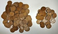 50 1912 1C LINCOLN WHEAT CENTS LOT G-F K7226