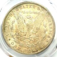 1897-O MORGAN SILVER DOLLAR $1 - PCGS MINT STATE 62 PQ -  DATE IN MINT STATE 62 - $1,600 VALUE