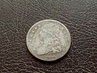 1836 CAPPED BUST QUARTER