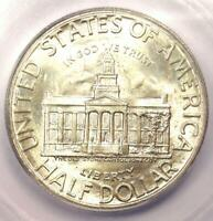 1946 IOWA SILVER HALF DOLLAR 50C COIN - CERTIFIED ICG MINT STATE 67 PLUS GRADE
