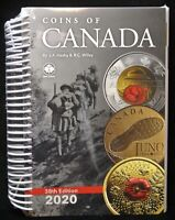 2020 COINS OF CANADA COIN CATALOGUE   38TH EDITION BY HAXBY & WILEY   NEW&SEALED