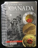 2020 COINS OF CANADA PRICE GUIDE   38TH EDITION BY HAXBY & WILEY   SEALED & NEW