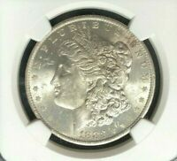 1883 O/O VAM 4 NGC MINT STATE 63 MORGAN SILVER DOLLAR-GENE L.HENRY LEGACY COLLECTION076