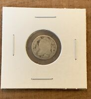 1832 CAPPED BUST HALF DIME-90 SILVER-EARLY AMERICAN HISTORIC COIN-