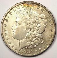1886-O MORGAN SILVER DOLLAR $1 - EXCELLENT CONDITION -  LUSTER -  DATE