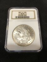 1904 O MORGAN DOLLAR NGC MINT STATE 64 - UNCIRCULATED - BETTER DATE - CERTIFIED SLAB -$1