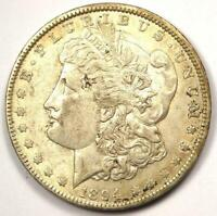 1894-O MORGAN SILVER DOLLAR $1 - EXCELLENT CONDITION -  DETAIL & LUSTER