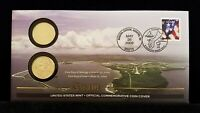 2009 GUAM QUARTERS OFFICIAL COMMEMORATIVE COIN COVER