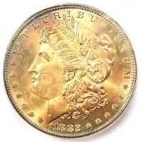 1882-P 1882 MORGAN SILVER DOLLAR $1 - ICG MINT STATE 65 -  IN MINT STATE 65 - $450 VALUE