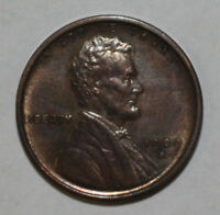 1909 S VDB LINCOLN WHEAT CENT WR911