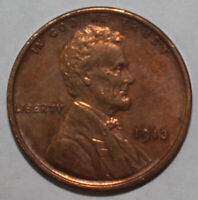 1913 LINCOLN WHEAT CENT WR903