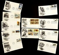 US 1972 FDC NATIONAL PARKS OLYMPIC CONSERVATION AMERICAN REVOLUTION COLLECTION