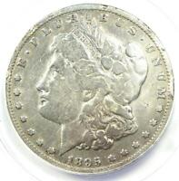 1895-O MORGAN SILVER DOLLAR $1 - ANACS VG10 DETAILS -  DATE CERTIFIED COIN
