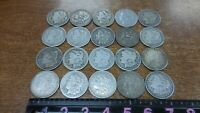 20 US MORGAN DOLLARS - ROLL OF 20 COINS ----SIXTEEN PRE 1921
