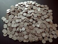 LOT OF 500 FULL-DATE BUFFALO NICKELS  W/LOTS OF BETTER GRADE COINS
