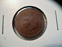 1909 S INDIAN HEAD CENT. BETTER GRADE.
