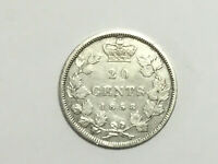 1858 20 CENTS CANADA  YEAR KEY DATE DONT MIST YOUR CHANCE  T