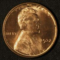 1932 LINCOLN WHEAT CENT BU - SHIPS FREE USA