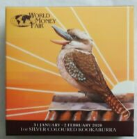 2019 ONE OUNCE SILVER $1   KOOKABURRA ON ROOF 30TH ANNIVERSA