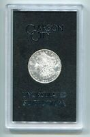 1881-CC GSA CARSON CITY MORGAN CHOICE UNCIRCULATED  ORIGINAL COIN BOBS COIN