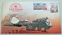 2019 THE GHAN STAMP & COIN PNC.