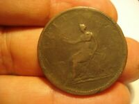 GREAT BRITAIN   1/2  PENNY  1806