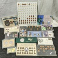 ESTATE LOT MINT SETS & MORE COMMEMORATIVE'S US COIN COLLECTI