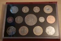 2006 ROYAL MINT UK PROOF 13 COIN SET   QUEEN JUBILEE VICTORI