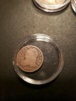 1832 10C CAPPED BUST DIME