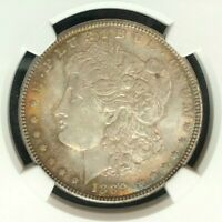 1889 VAM 20 NGC MINT STATE 63 MORGAN SILVER DOLLARGENE L HENRY LEGACY COLLECTION 050