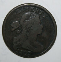 1803 LARGE CENT CLOSED DATE  CR35