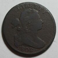 1802 US LARGE CENT WR461