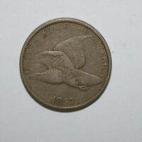1857 FLYING EAGLE CENT    A5