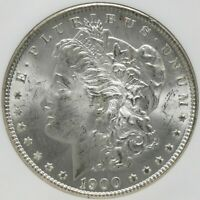 1900 O MORGAN DOLLAR NGC MINT STATE 63