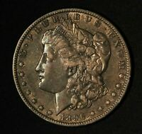 1896-O $1 MORGAN SILVER DOLLAR - SHIPS FREE USA