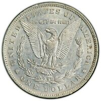 1881 O MORGAN SILVER DOLLAR PCGS AU 50 GOLD SHIELD GREAT LISTING FOR ONE OF FIVE