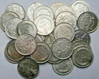 LATVIA 1 LATS 1924 OLD GOOD SILVER COINS INVESTMENT LOT 29 SILVER COINS