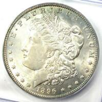 1896-O MORGAN SILVER DOLLAR $1 VAM-7 - CERTIFIED ICG MINT STATE 60 UNC - $1,690 VALUE
