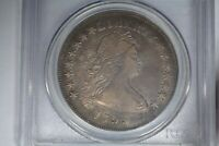 1795 $1 OFF CENTER PCGS VF30 CAC