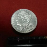 BU 1897P  MORGAN SILVER DOLLAR $1 COIN