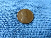 1929 D LINCOLN WHEAT CENT AVERAGE CIRCULATION