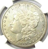 1895-S MORGAN SILVER DOLLAR $1 - CERTIFIED NGC EXTRA FINE  DETAILS EF -  COIN