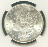 1883-O VAM 36A NGC MINT STATE 61 MORGAN SILVER DOLLARGENE L HENRY LEGACY COLLECTION 014